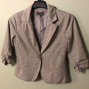 Matty M Gray Blazer Size S